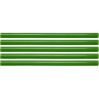 Клеевые стержни 11,2x200 мм 5SZT ЗЕЛЕНЫЙ Yato YT-82436