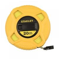 Рулетка измерительная FIBERGLASS 20мх12.7мм, STANLEY 0-34-296