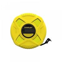 Рулетка измерительная FIBERGLASS 30мх12.7мм, STANLEY 0-34-297
