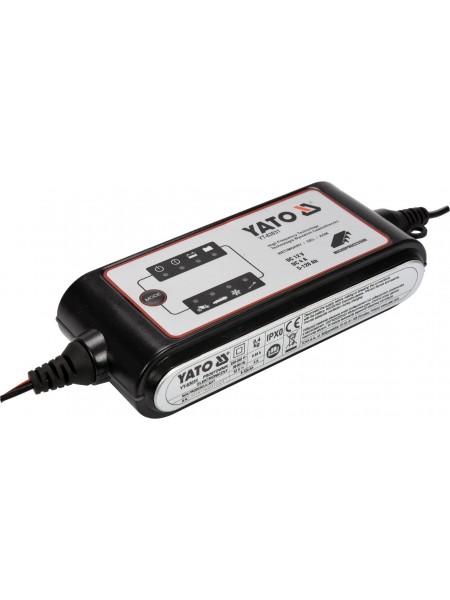 Зарядное автомобильное устройство для аккумуляторов Yato YT-83031