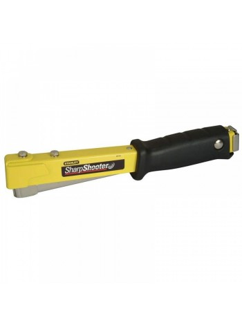 Степлер ударный STANLEY Hammer Tacker для скоб типа G (6;8;10мм), STANLEY 6-PHT150