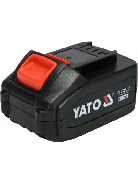 Аккумулятор Li-Ion 18 В 4 Ач Yato YT-82844