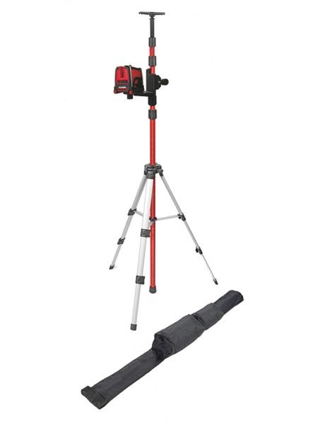 Уровень лазерный 873 SET (Распорная штанга с треногой в комлекте - высота 4 м) Kapro