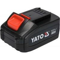 Аккумулятор Li-Ion 18 В 3 Ач Yato YT-82843