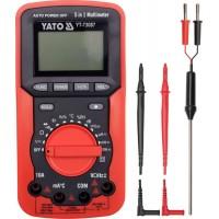 Мультиметр Yato YT-73087