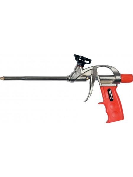 Профессиональный пистолет для строительной пены Yato YT-6740
