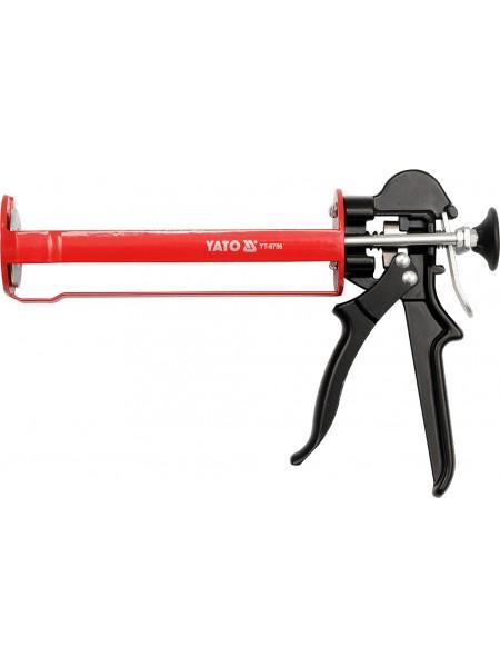 Пистолет скелетный для герметика Yato YT-6756
