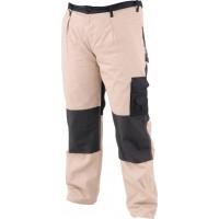 Рабочие штаны DOHAR с усилениями на карманах размер L Yato YT-80442