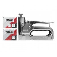 Степлер для скоб G 6-14 мм S 10-12 мм J 8-14 мм Yato YT-7000