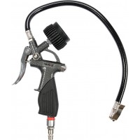 Пистолет для подкачки колёс с манометром Yato YT-23701