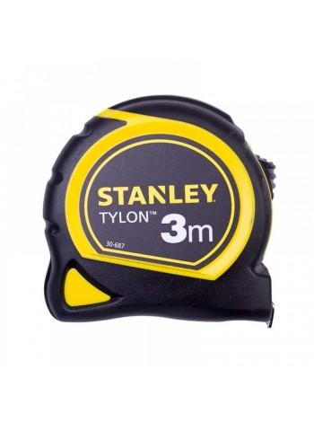Рулетка измерительная Tylon 3мх12.7мм, STANLEY 0-30-687