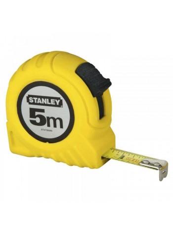 Рулетка измерительная STANLEY GLOBAL TAPE, 5мх19мм, STANLEY 0-30-497