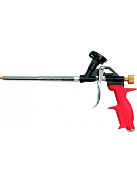 Профессиональный пистолет для строительной пены Yato YT-6741