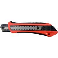 Строительный нож с 25-мм сегментным отламывающимся лезвием Yato YT-75101