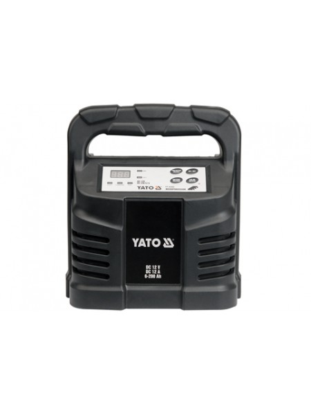 Зарядное автомобильное устройство Yato YT-8302