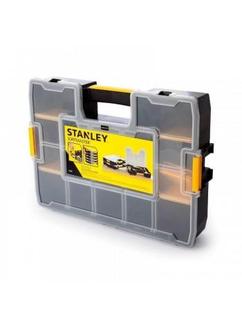 Органайзер STANLEY Sort Master, 430x90x330мм, пластм. с перегородками, 1-94-745