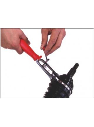 Инструмент для установки ленточных хомутов ШРУСа TOPTUL JEAE0423