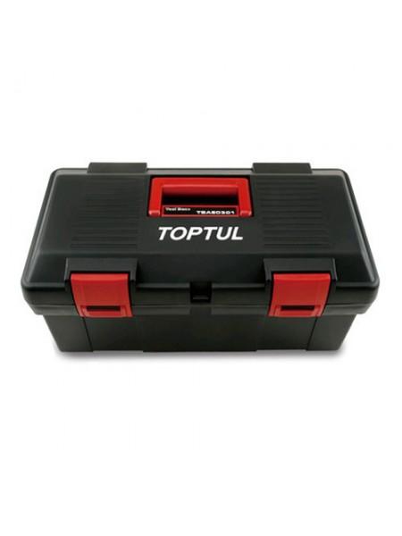 Инструментальный ящик 2 секции 445x240x202 TOPTUL TBAE0301