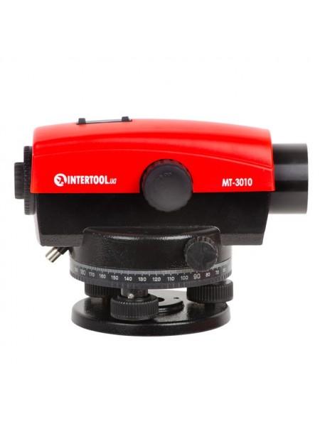 Оптический нивелир 20-кратное увеличение, INTERTOOL MT-3010