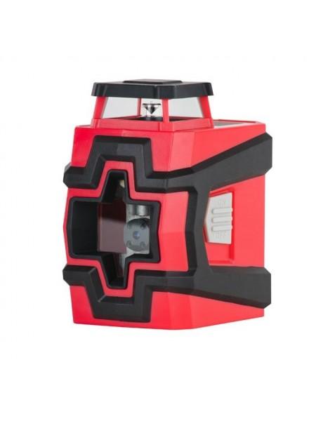 Уровень лазерный 360 град, 2 лазерные головки Intertool MT-3052