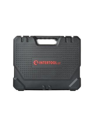 Перфоратор 1000 Вт, 3.5 Дж, 0-1100 об/мин, 0-4700 уд/мин, 3 режима INTERTOOL WT-0156