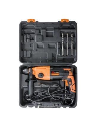 Перфоратор STORM 820Вт, 4 режима, 0-2200об/мин, 0-5510уд/мин, INTERTOOL WT-0154