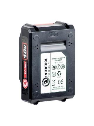 Аккумулятор 18 В., 1300 mAh к DT-0315 INTERTOOL DT-0315.10