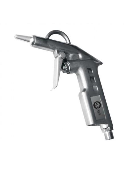 Пистолет продувочный короткий, Intertool PT-0802
