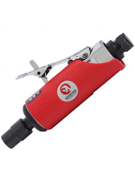 Пневмошлифмашинка с набором аксессуаров, Intertool PT-1003
