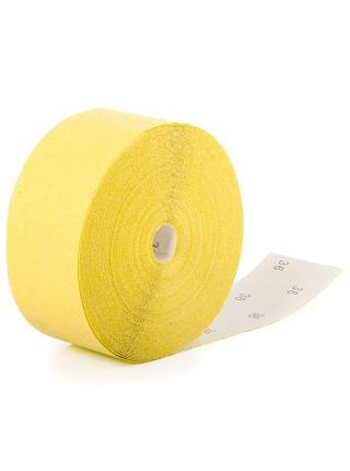 Шлифовальная шкурка на бумажной основе К36, 115мм*50м INTERTOOL BT-0813