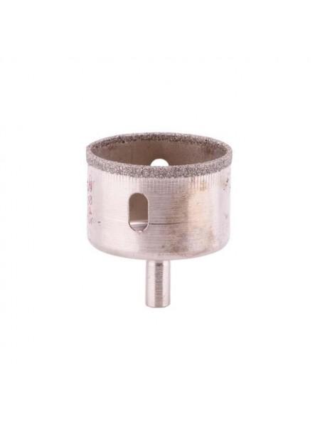 Сверло алмазное трубчатое по стеклу и керамике 45 мм INTERTOOL SD-0365