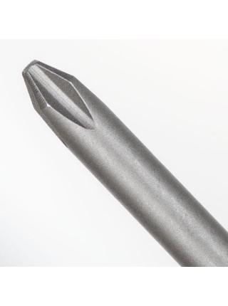 Комплект удлиненных отверточных насадок PH2*150 мм уп. 10 шт. INTERTOOL VT-0073