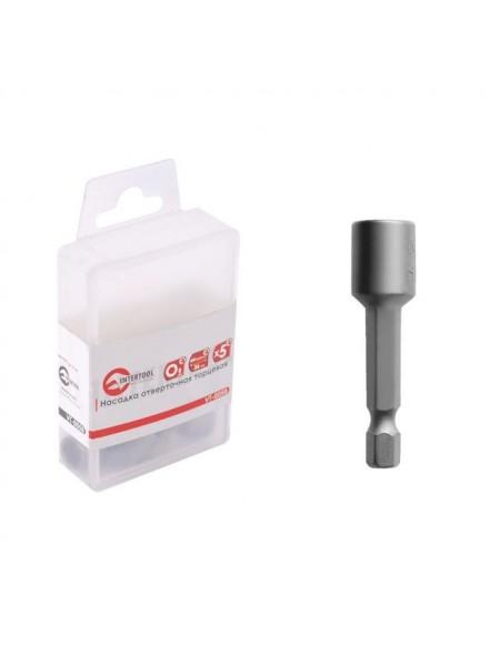 Комплект торцевых отверточных насадок 8x36 мм - 5 шт. INTERTOOL VT-0058