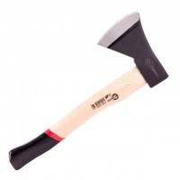 Топор 800г, ручка пекан, 48-57 HRC, Intertool HT-0257