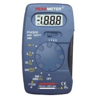 Цифровой карманный мультиметр PROTESTER PM300