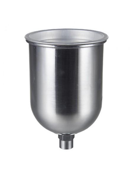 Бачок металлический  (внутренняя резьба M16*1.5) 600 мл  AUARITA   PPC-600GLD