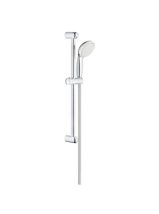 Набор смесителей для умывальника, ванны и душевая стойка S-Size Grohe BauLoop 123220S