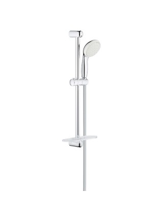 Набор смесителей для умывальника, ванны и душевая стойка M-Size Grohe Eurosmart 123246M