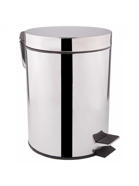 Ведро для мусора Q-tap Liberty 1149 CRM