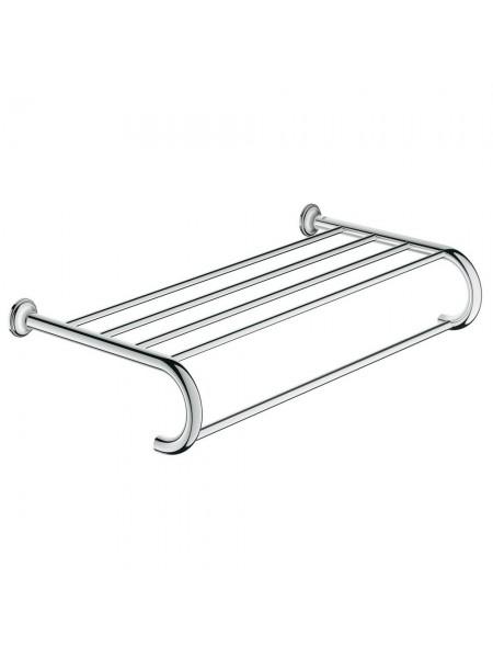 Полка для полотенец Grohe EX Essentials Authentic 40660001