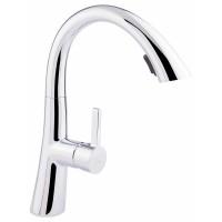 Смеситель для кухни с выдвижным изливом Q-tap Cult CRM 007