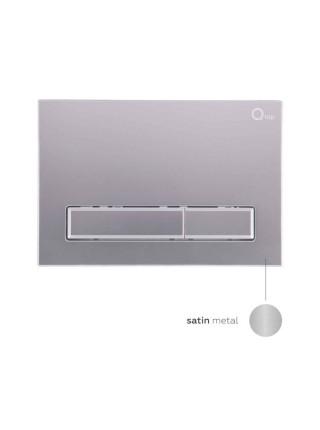 Инсталяция Q-tap Nest M425-M08SAT с панелью смыва Satin