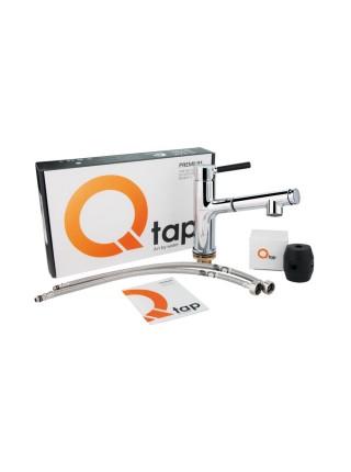 Смеситель для умывальника Q-tap Inspai CRM 011F