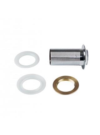 Донный клапан для раковины Lidz (CRM) 47 00 001 00