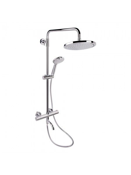 Душевая система Q-tap Inspai-Therm CRM T300130