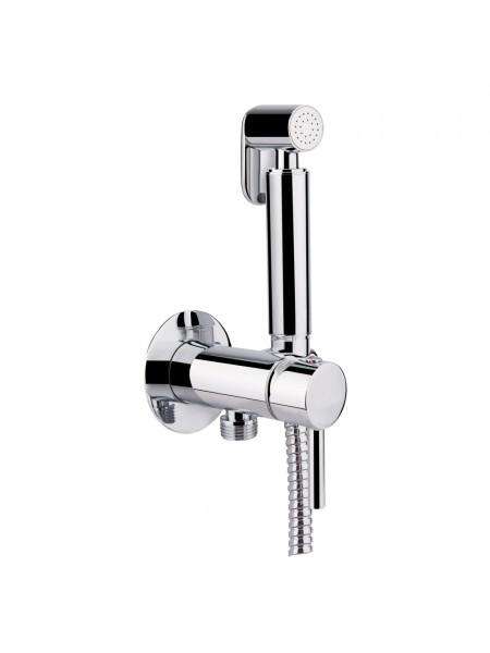 Набор для гигиенического душа Q-tap Inspai-Varius V00440001 CRM скрытого монтажа