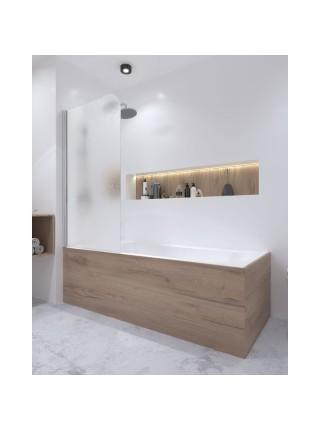 Штора на ванну Q-tap Standard CRM407513APL Pear