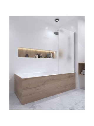 Штора на ванну Q-tap Standard CRM407513APR Pear