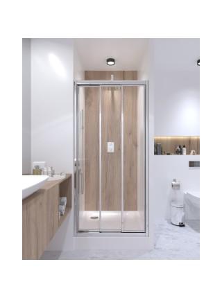 Душевая дверь в нишу Q-tap Uniford CRM208.C4
