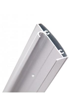 Гидромассажный бокс Lidz Tani SBM90x90.SAT.HIGH.GR, стекло тонированное 4 мм